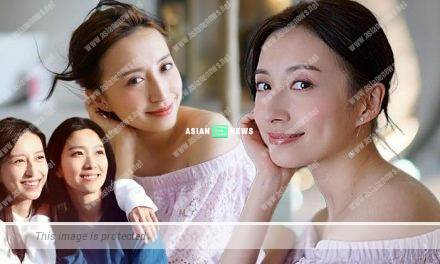 Good friends forever? Katy Kung wore the earrings given by Elaine Yiu