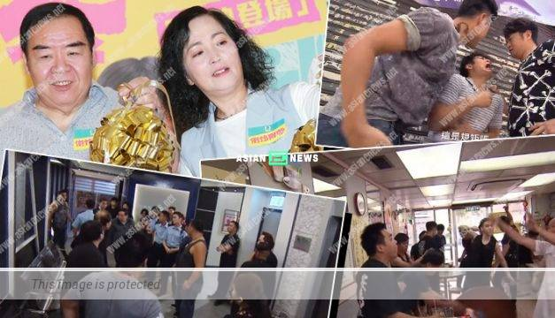 Kingdom Yuen returns to Hong Kong; TVB is airing new drama based on police theme