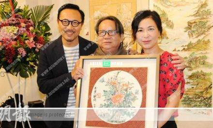 Raymond To will give a painting to Louisa So if she gets married in the future