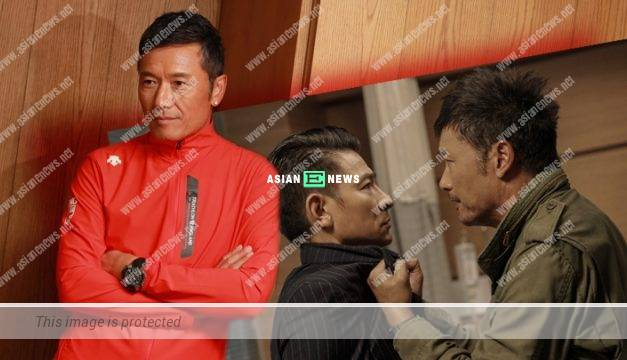 Michael Miu and Andy Lau created many jokes; He praised Louis Koo was creative