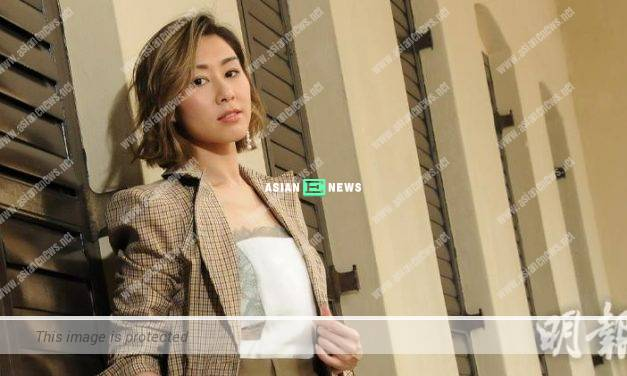 "TV Queen Nancy Wu treated herself as a ""newcomer"" to try other areas"