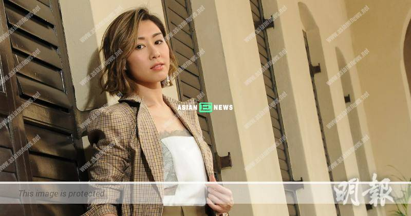 """TV Queen Nancy Wu treated herself as a """"newcomer"""" to try other areas"""