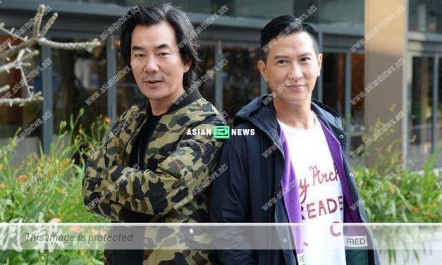 Richie Ren felt bad when Nick Cheung told him to beat him harder