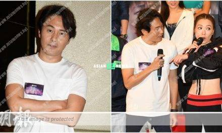 Raymond Cho tolerates his wife because of a reason