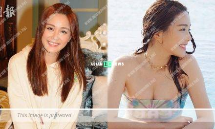 Roxanne Tong is trying to reduce weight; She enjoys her single life