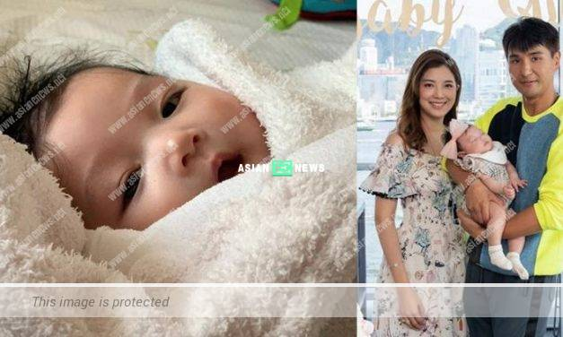 Ruco Chan asked if his daughter resembled more to Phoebe Sin or him