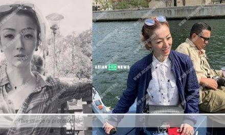 Sammi Cheng loves the slow pace in Europe because of her age?