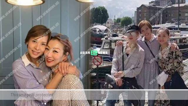Where is Andy Hui? Sammi Cheng is enjoying her vacation in London