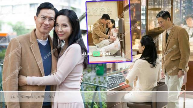 Nick Cheung and Sonija Kwok film movie together after 15 years later