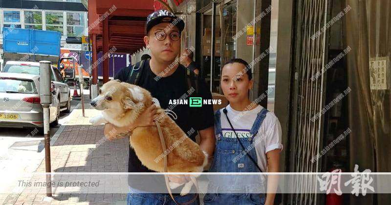 Steven Cheung and his fiancee took their dog to a vet