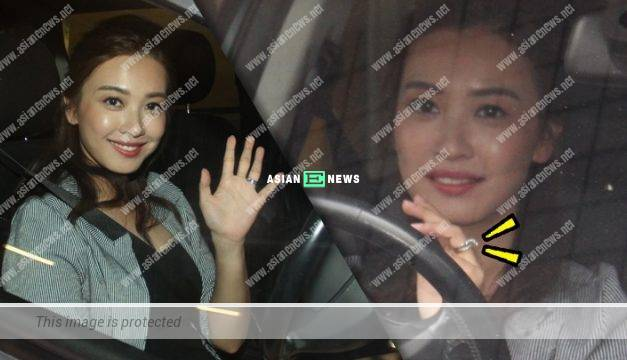 "Tracy Chu is married and her husband ""avoids"" the reporters"