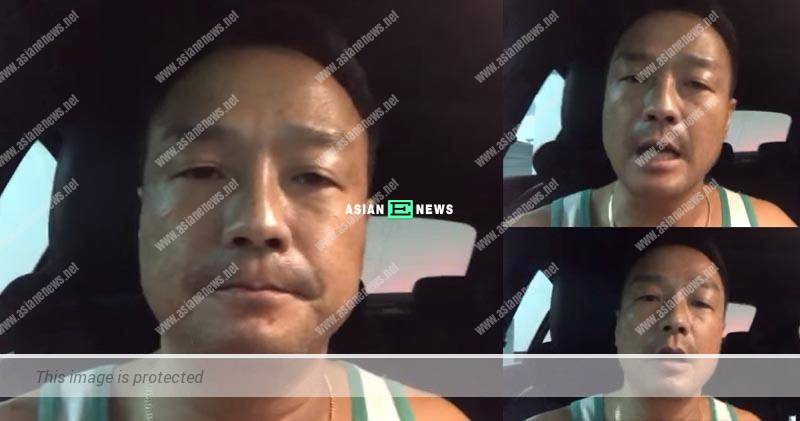 Hong Kong Strikes: Former TVB actor, Wong He urged the public to leave the police station