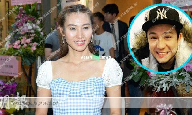 Xenia Chong hopes Steven Cheung will learn the lesson and do his part well
