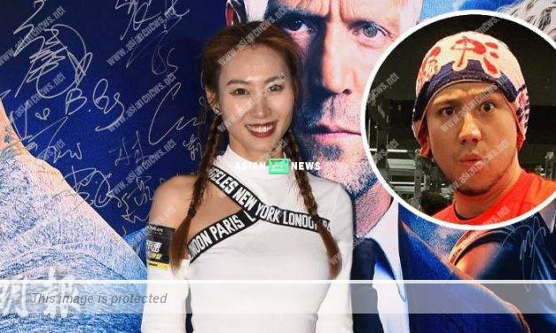 Xenia Chong felt heartbroken when reading news about her old love, Steven Cheung