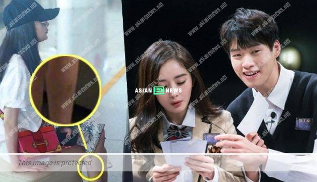 Yang Mi is rumoured to date a Chinese actor, Wei Daxun after her divorce in 2018