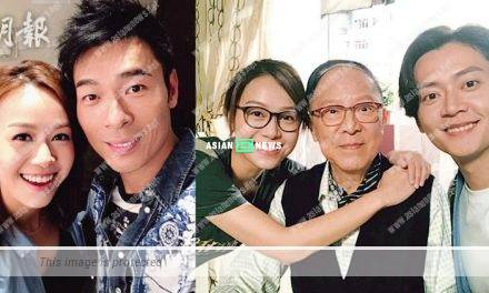 Jacqueline Wong is rumoured to withdraw from the show business