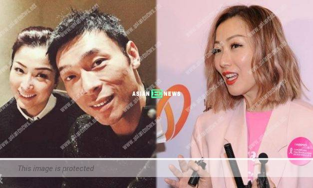 Andy Hui is making a comeback? Sammi Cheng said he needed to meditate first