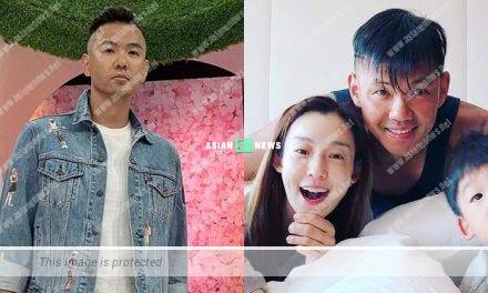 Blackie Chen defended his wife, Christine Fan after exposing Fish Leong's marriage problems