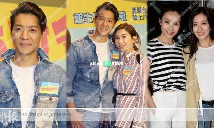 Mandy Wong hopes Chris Lai will help her to become TV Queen