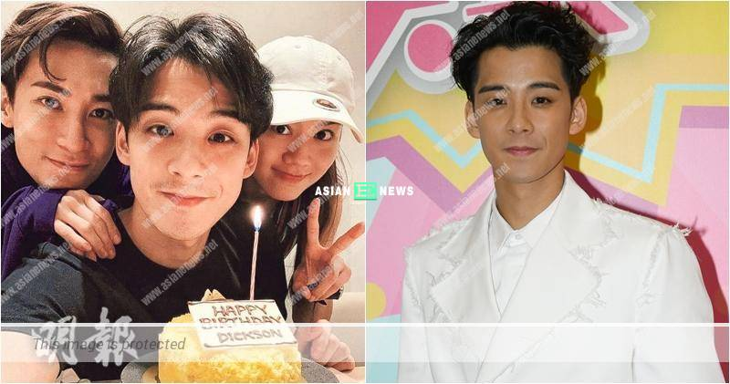 Dickson Yu admitted he had fantasy about Chrissie Chau