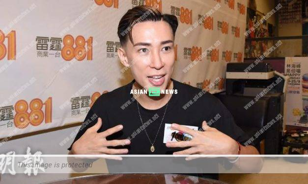 Ma Tian Yo believes Chrissie Chau and Dickson Yu are friends only