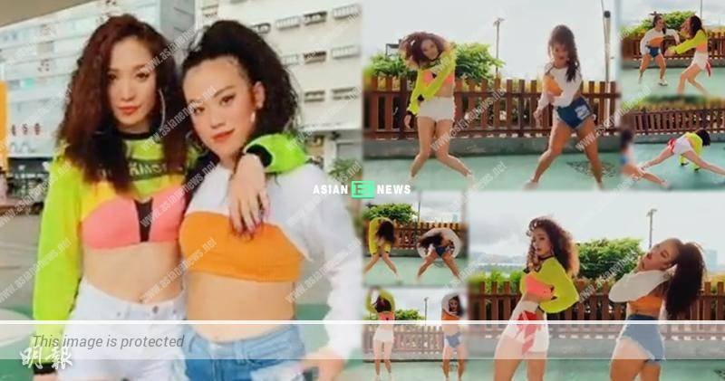 Grace Wong is transformed into a dancing queen