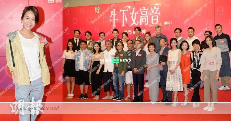 Finding Her Voice drama starring Jacqueline Wong is airing its debut in October 2019