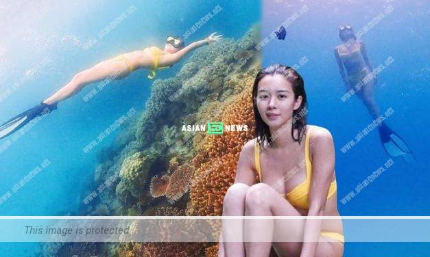 "Louisa Mak goes for diving again and calls herself as a ""flirtatious woman"""