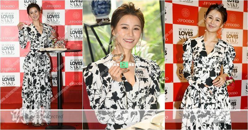 Priscilla Wong will start to sing and talk to herself after drunk
