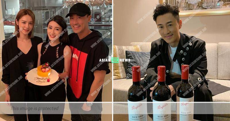Busy Raymond Lam manages to spend time with his family