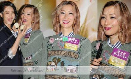 Fagara Film: Sammi Cheng learned to cherish her loved ones