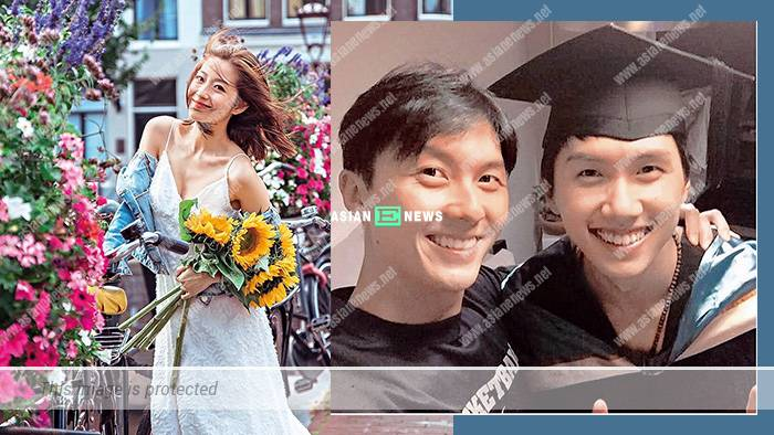 Yoyo Chen is rumoured to feel jealous when Vincent Wong bought a flat for his mother