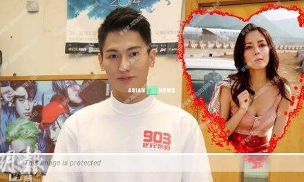 Zac Shuo hoped to have Kelly Cheung as a girlfriend