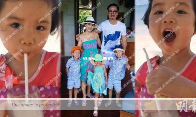 Aimee Chan's daughter exposed her mother loved to drink wine