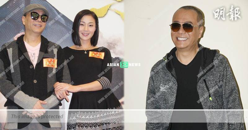 Bobby Au Yeung felt embarrassed when asking Joey Meng if he could touch her hand