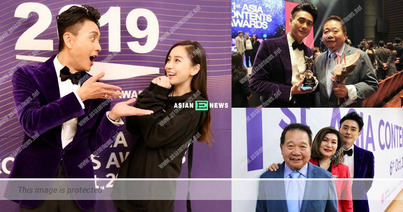 Bosco Wong learned Korean language and saw Angelababy in Korea