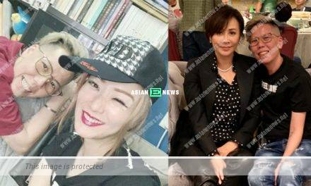 Sammi Cheng bade farewell to her first assistant