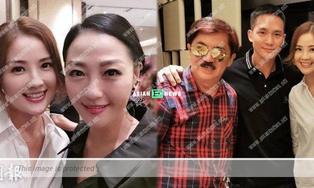 Charlene Choi and her boyfriend celebrated her father's birthday together
