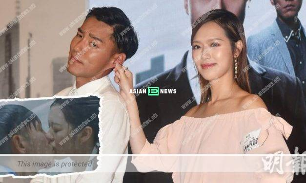 Jonathan Cheung guided Crystal Fung for a whole month before filming sleeping scene