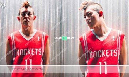 Edison Chen is implicated when basketball team, Houston Rockets supported Hong Kong