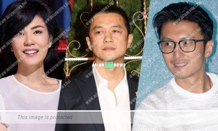Is Nicholas Tse aware of it? Faye Wong left her ex-husband, Li Yapeng's flat late at night