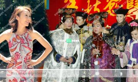 War and Beauty drama: Gigi Lai recalled of eating and sleeping little during the shooting
