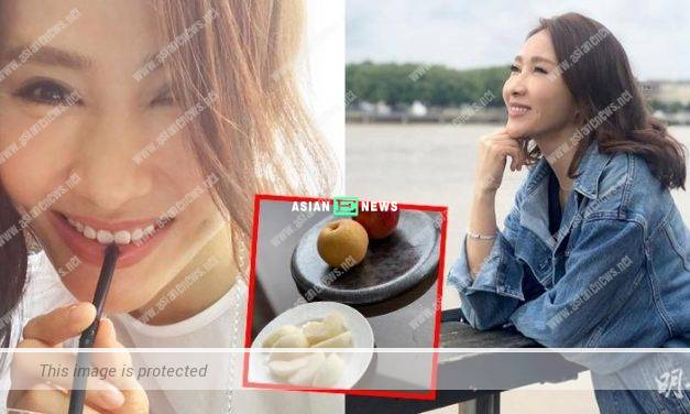 Gigi Lai shared her secret about staying hydrated during autumn