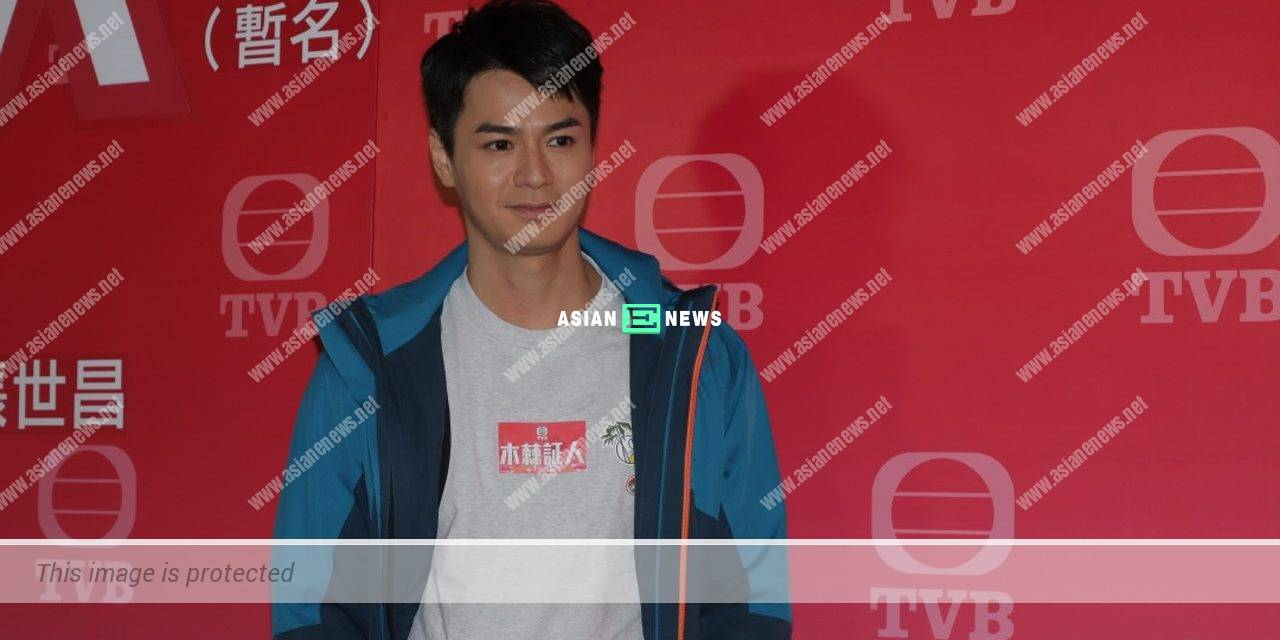 Him Law is planning for a baby while shooting TVB drama