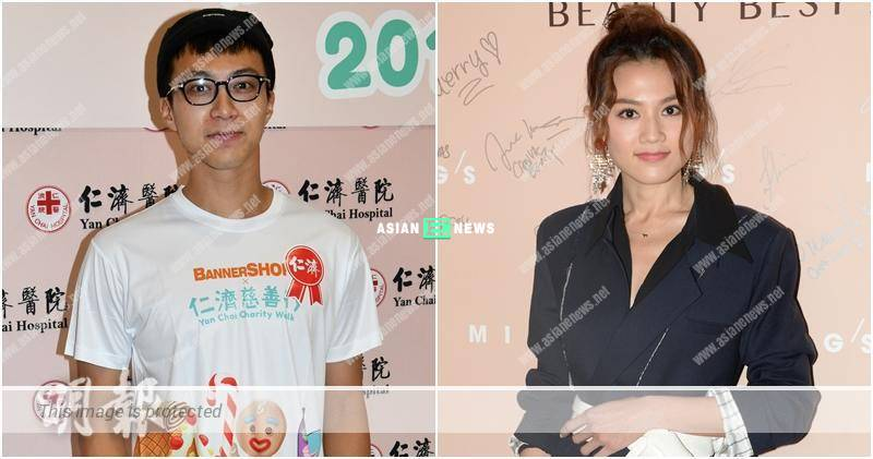 James Ng admires Chrissie Chau for 9 years and finally gets to work together