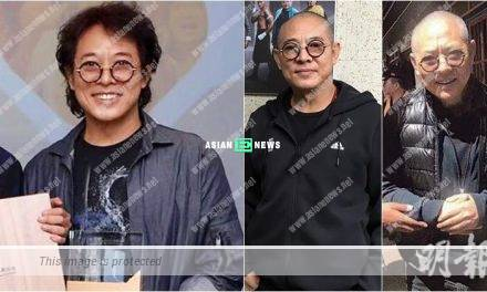 56-year-old Jet Li looks younger when compared to 2 years ago