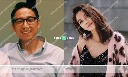 Raymond Lam's old love, Karena Ng reconciles with billionaire, Brian Sze?