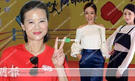 Lai Yin San told Rosina Lam and Tavia Yeung about the secret of having a son