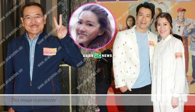 Lau Dan denied Hawick Lau was dating Roxanne Tong