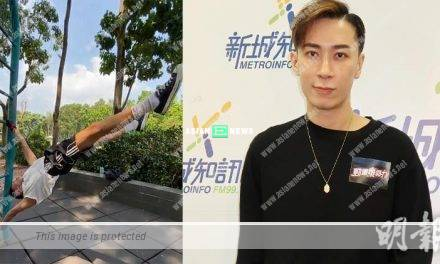 Ma Tian Yo dares not dream of working together with his idol, Jolin Tsai